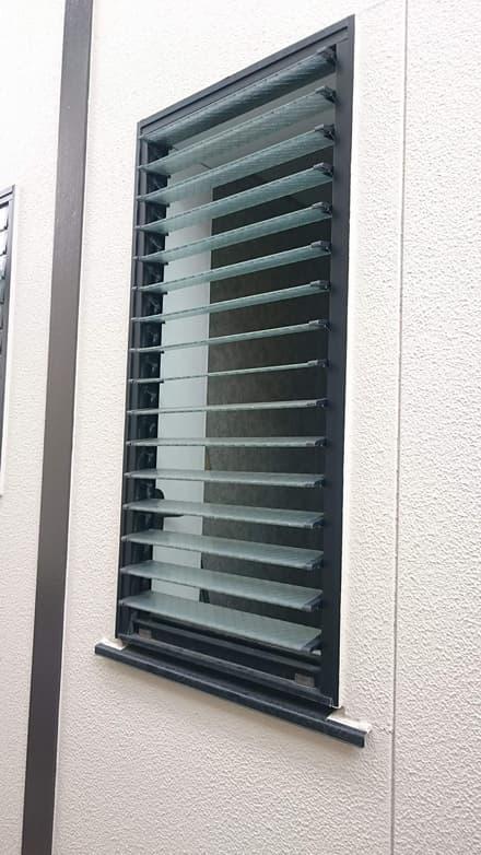 窓ごと交換before 施工例