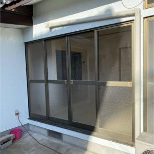 窓カバー工法  熊本市Y様