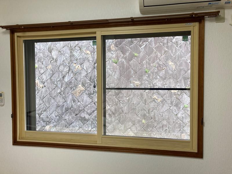 内窓プラスト 初めて取付けたお客様からの再度のご依頼